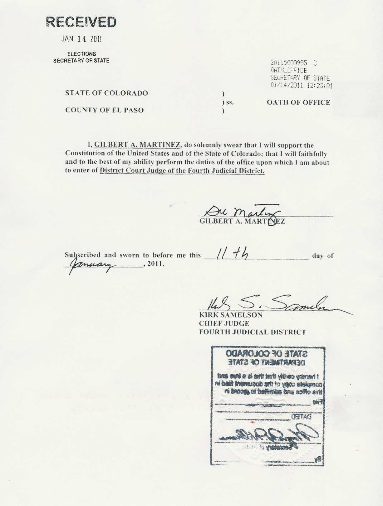 Name:  MARTINEZ Gilbert 2011 oath of office.jpg