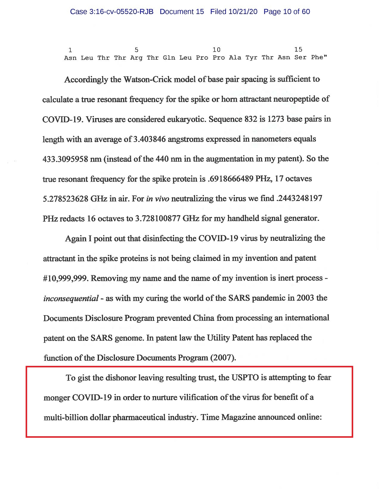 Name:  Doc 15 Notice of US Patent #11,999,999_Page_10 highlighted.jpg Views: 80 Size:  408.1 KB