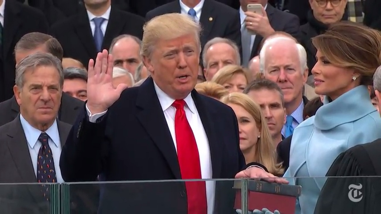 Name:  TRUMP taking oath.jpg